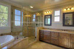 All City Glass Shower surrounds