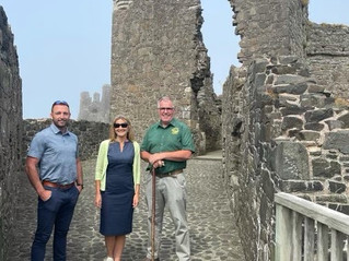 Liam's Northern Ireland Exploration Continues To Add Value to EGT Tours
