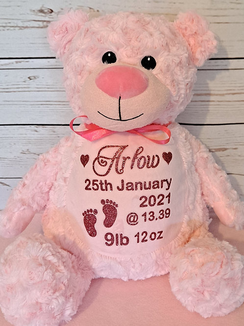 Charlotte The Pink Teddy