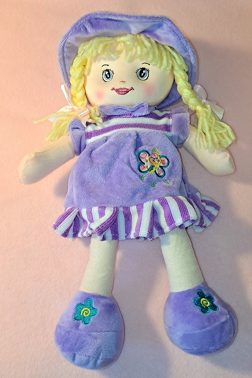 Lilac Rag Doll