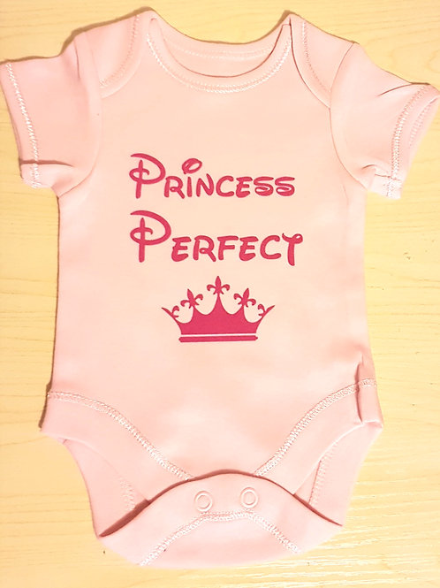 Princess Perfect Vest