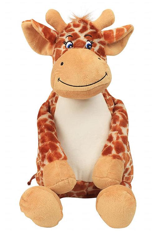 George- The Giraffe