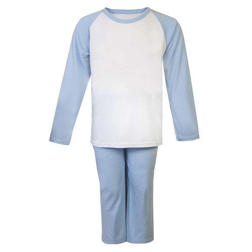 Blue/White Pyjamas -  (age 3-4)