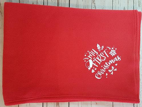 Christmas Blanket