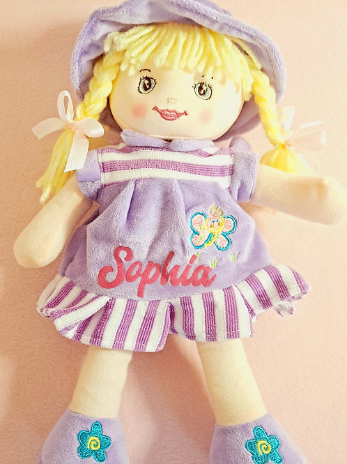 Lilac Rag Doll (Only 1 Left)
