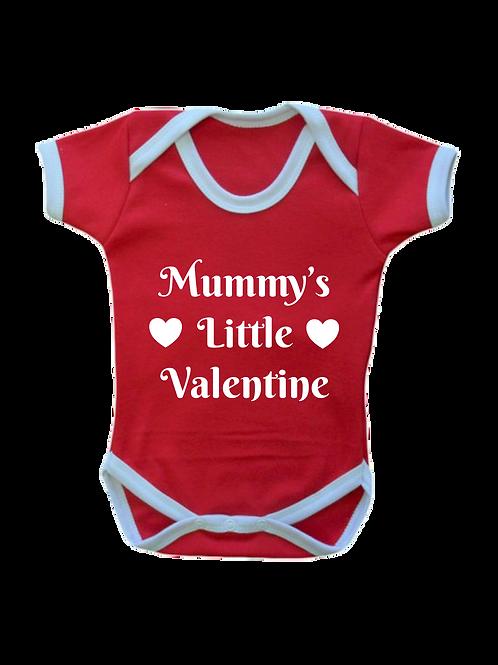 Little Valentine Vest