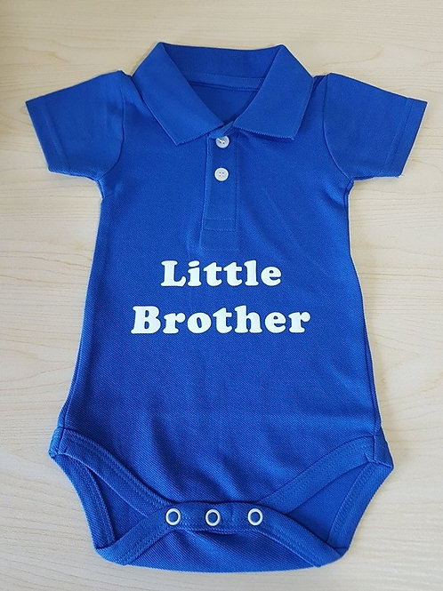 Create Your Own - Royal Blue Polo Vest