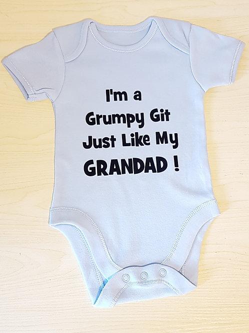 I'm A Grumpy Git Just Like My Grandad