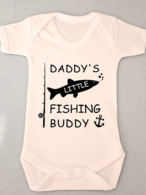 Little Fishing Buddy Vest
