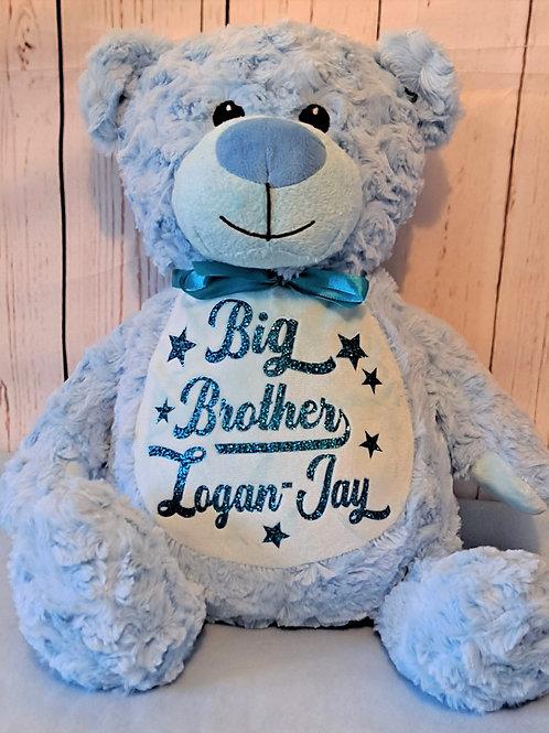 Oscar The Blue Teddy
