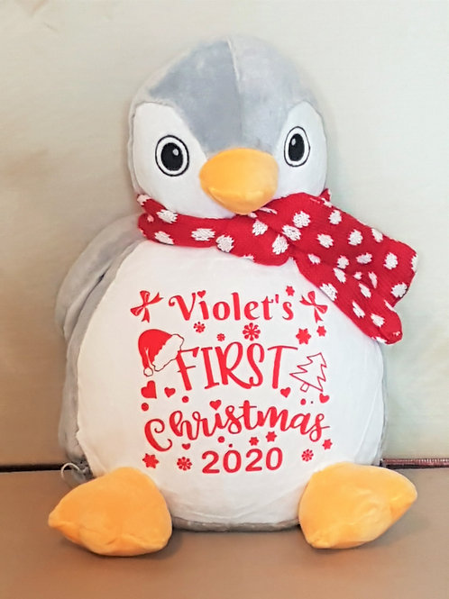 Personalised Pika - The Penguin
