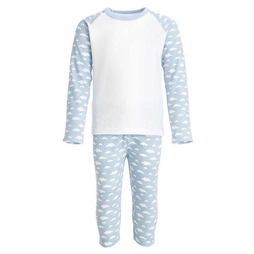 When I Wake Up ... Blue Pyjamas(Age 7/8 &9/10)