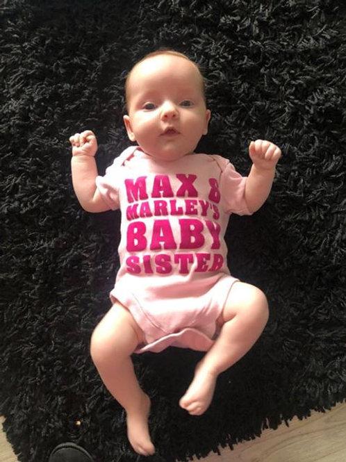 Little Sister Vest