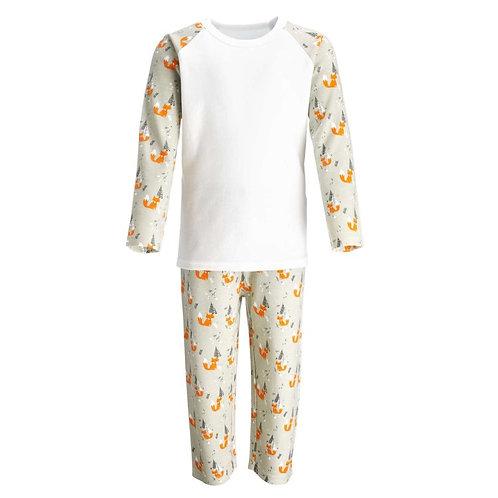 Foxy Pyjamas (Age 7/8 & 9/10)