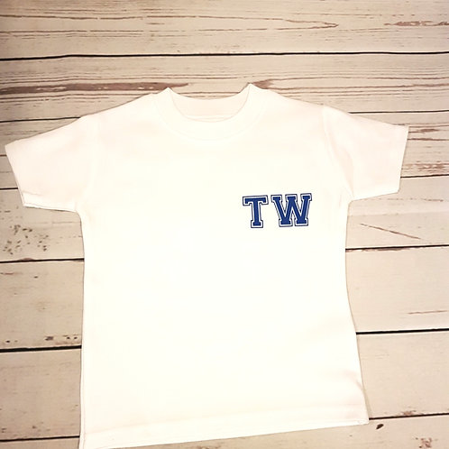 Name/Initial T-Shirts