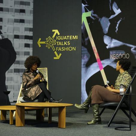 Confira o segundo e último dia da 5ª edição do Iguatemi Talks Fashion