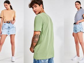 Youcom reforça seu compromisso com a moda responsável e lança camisetas com tingimento natural