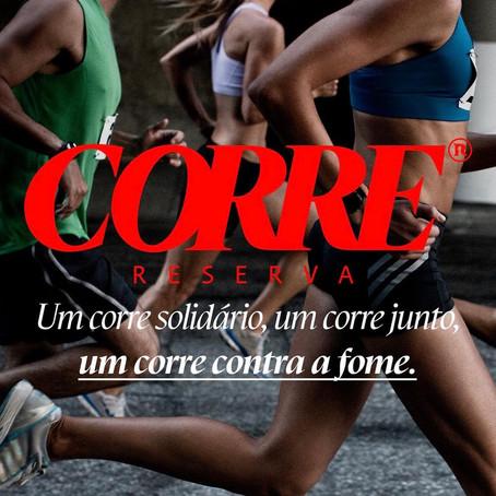 RESERVA ANUNCIA CORRIDA EM PROL AO COMBATE À FOME