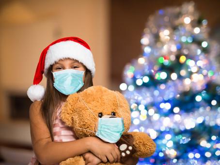 OMS recomenda uso de máscara nas reuniões de Natal e Ano novo
