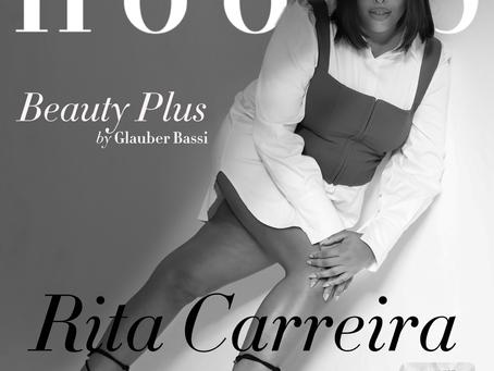 Rita Carreira by Glauber Bassi for Hooks Magazine