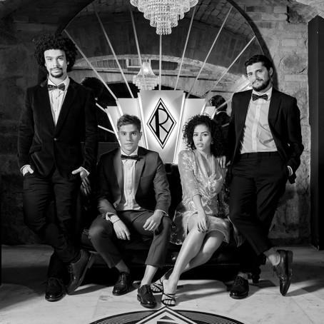 Ralph Lauren - Campanha com squad brasileiro para o lançamento da fragrância masculina Ralph's Club