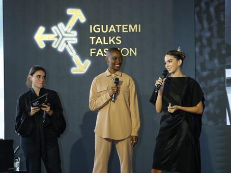 Confira o primeiro dia da 5ª edição do Iguatemi Talks Fashion