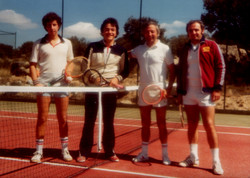 Tenis PV - Papa, AAlonso, TitoOre (80's)