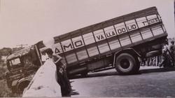 Accidente en el puente viejo, hacia 1970 (2)