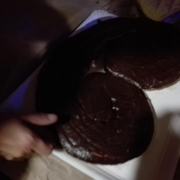 La Gran Palmera de chocolate de David