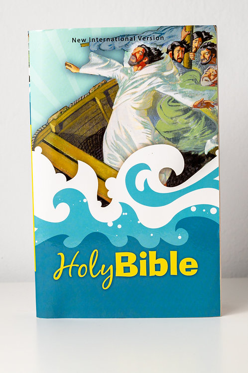 Holy Bible - Jesus no Barco NVI