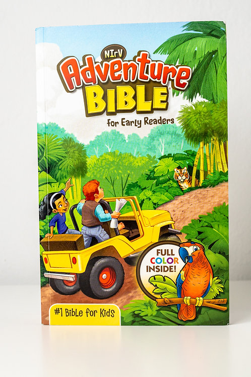 Adventure Bible for Early Readers