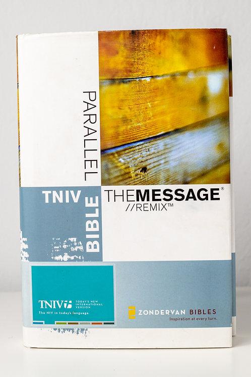 Bible - Parallel The Message Remix - TNIV