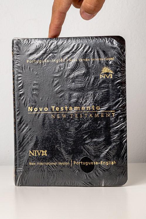 Bíblia Português-Inglês / Novo Testamento NVI