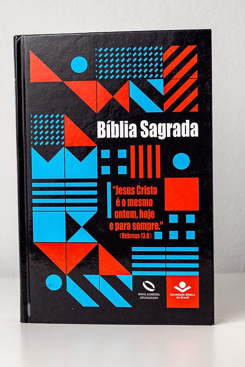 Biblia Sagrada - Jovem (Preta, Vermelha, Azul)