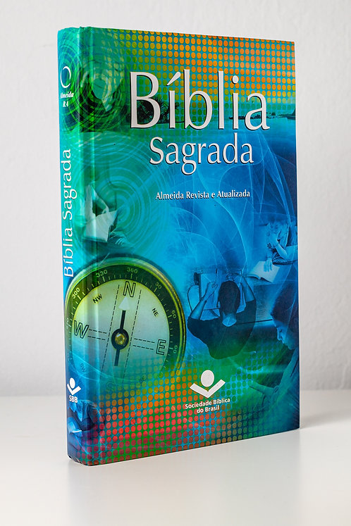 Biblia Sagrada - Jovem (Bulsula)