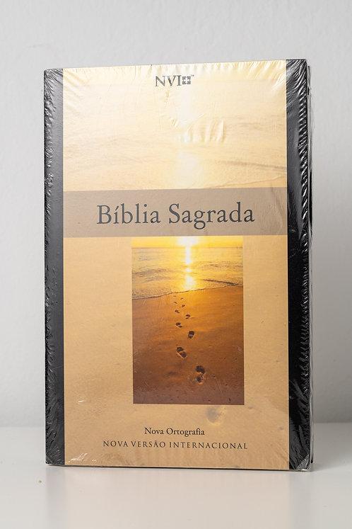 Bíblia Sagrada Nova Ortografia - NVI