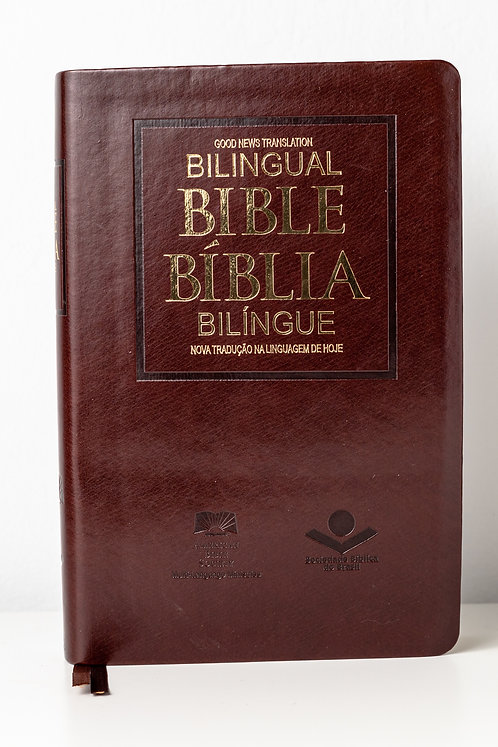 Bilingual Biblie / Biblia Bilingue NTLH