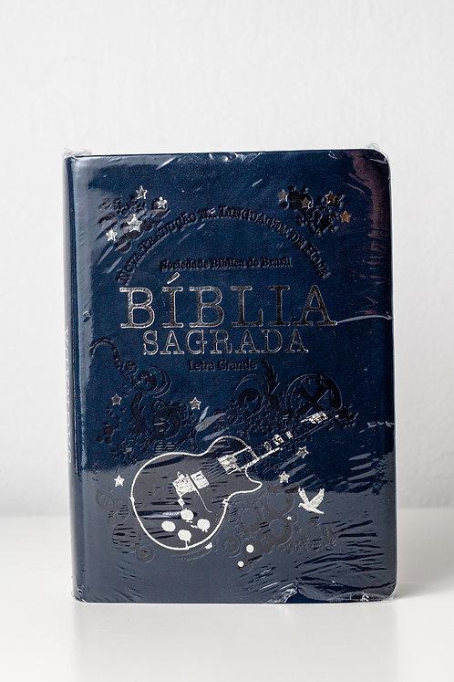 Bíblia Sagrada - Guitarra Azul
