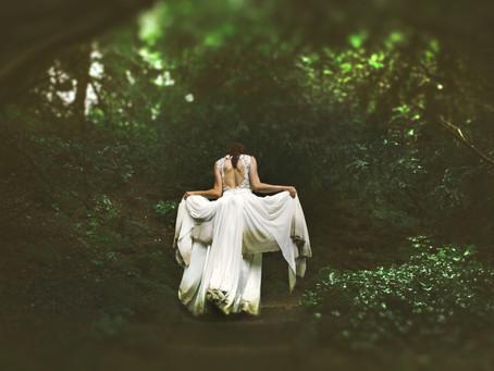 Spiritual Free Falling: Angels and Gravity