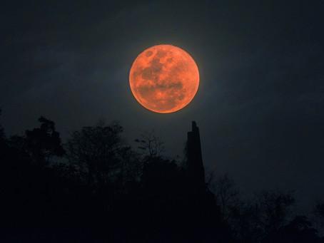 Prayer To A Grandmother Shaman Moon