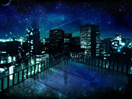 City Lights and the Death of the Star People: A Modern Tale