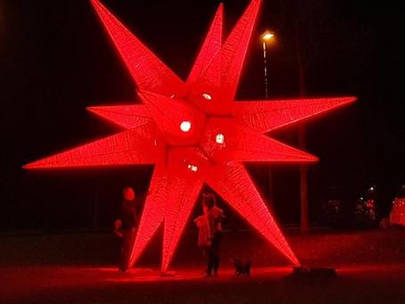 Weihnachtsgeschenk von der Auferstehungskirche Stralsund-Grünhufe