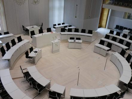 Tag drei der Sitzungswoche des Landtages