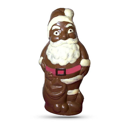 PAPA NOËL décoré-Chocolat lait-1.350 Kg