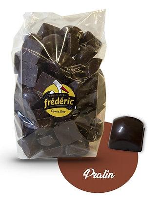 CUBES-Chocolat Noir-Fourrés-Sachet Vrac 500 gr
