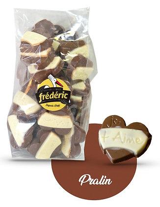 COEURS-Chocolat au Lait-Fourré