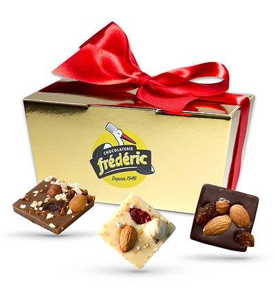 CROQUANTS - Chocolats au choix - Ballotin 250 Gr (375 Gr/500 Gr)