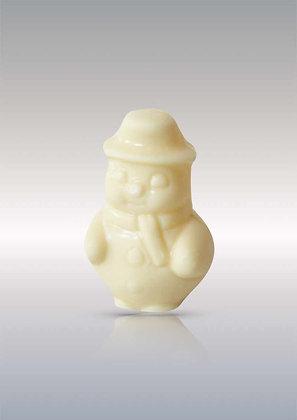Boulilou BONHOMME DE NEIGE -Chocolat blanc-25Gr