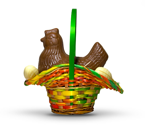 Corbeille CHAPEAU-2 Chocolats