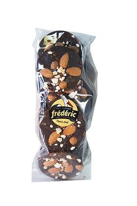 PALETS GARNIS-Chocolat Noir